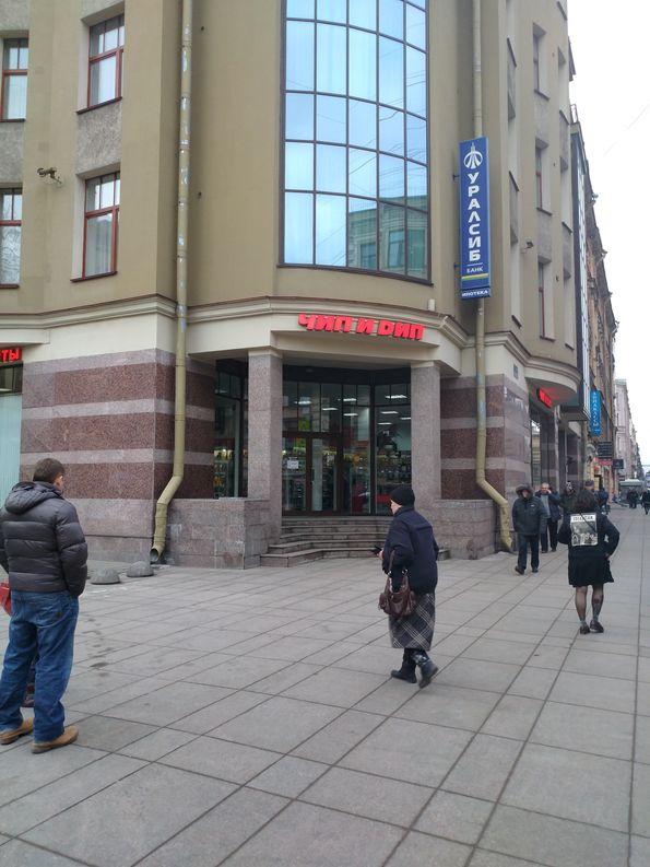 Тестирование магазина Чип и Дип в Санкт-Петербурге