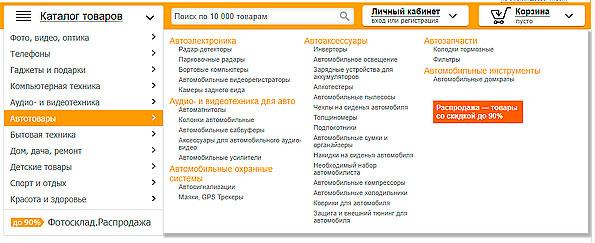 Тестирование магазина Фотосклад.ру в Санкт-Петербурге