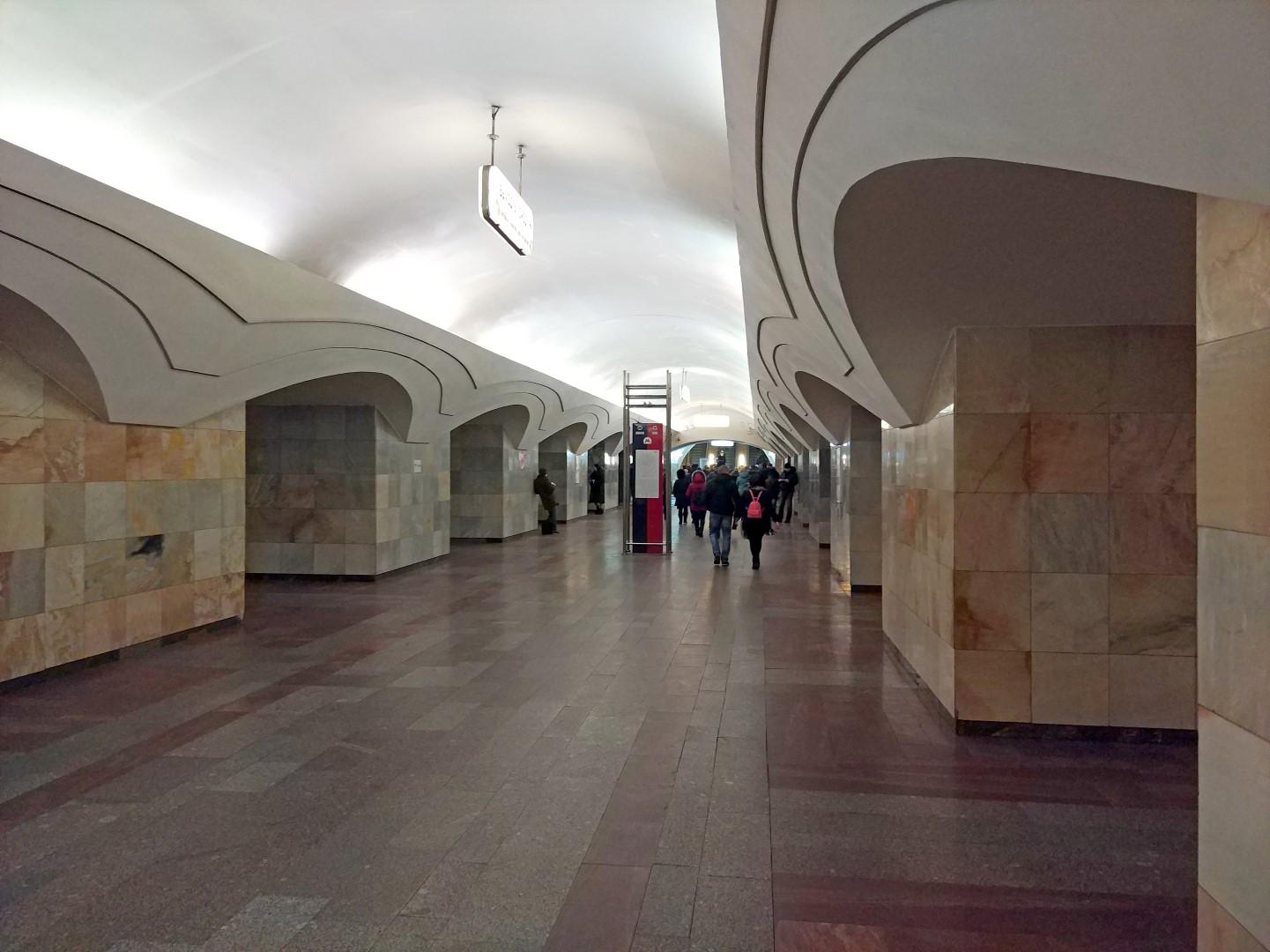 Станция метро шоссе энтузиастов картинки