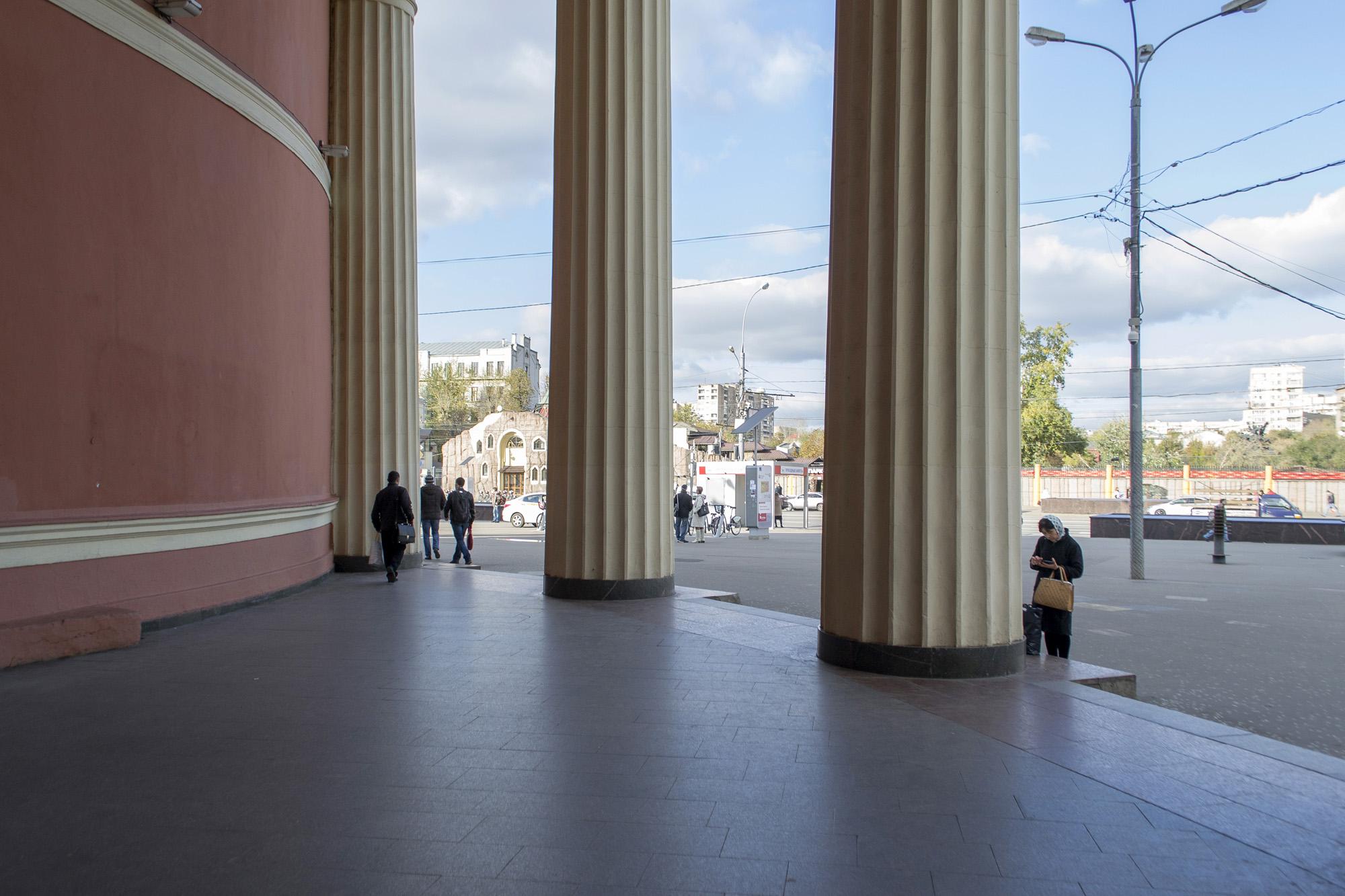 смелые выход из станция краснопресненская фото создаст предпосылки