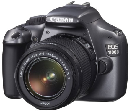 Canon EOS 1100D 18-55 IS II Grey
