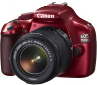 CANON EOS 1100D/EF-S 18-55 IS II RED