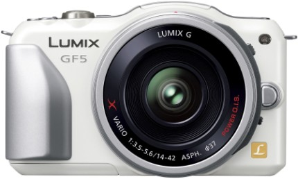 LUMIX DMC-GF5