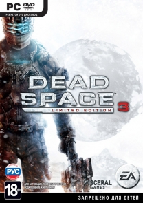 Dead Space 3 Limited Edition / Standard Edition