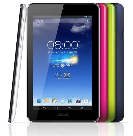 Android. MeMO Pad HD 7