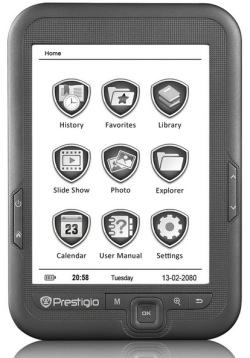 Prestigio MultiReader 3664