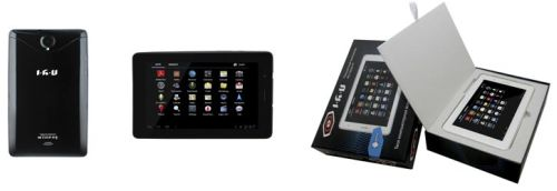 Tablet PC I.R.U M703G, M704G � M705G