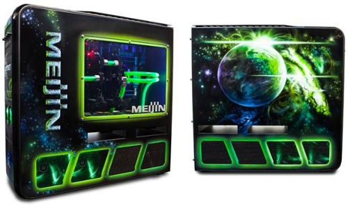 Meijin Green World