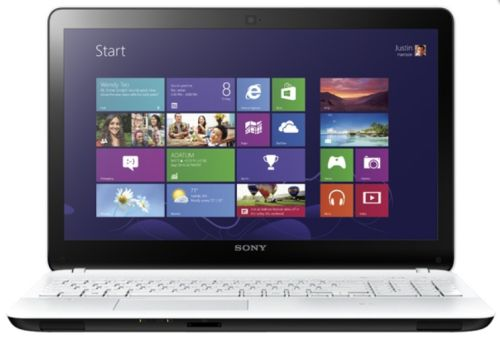 Sony VAIO Fit 15E SVF-1521D1R/W